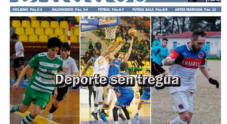 Barrios Deportivo 133