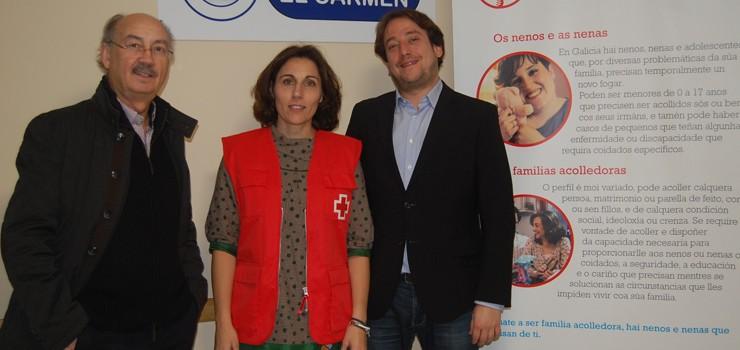 Cruz Vermella busca familias en Ourense para o acollemento de adolescentes e grupos de irmáns
