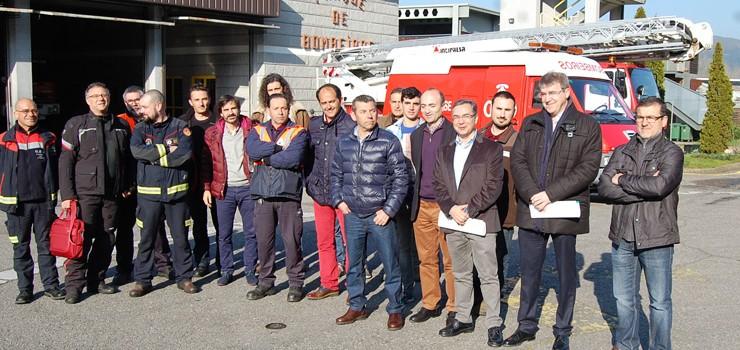 A Xunta reúne en Ourense a todos os efectivos de emerxencias para coordinar as accións contra incendios