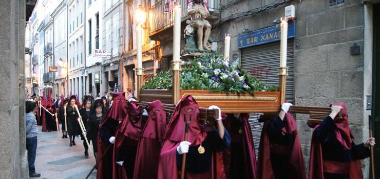 Ourense e Celanova prepáranse para vivir a Semana Santa