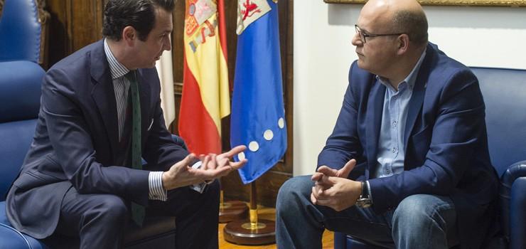 """O Goberno de España confírmalle a Baltar que Ourense será a primeira provincia coa denominación de """"Destino Turístico Intelixente"""""""