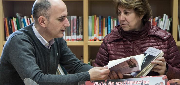 A Biblioteca Municipal de Verín organiza o seu II Ciclo de conferencias de Novela Negra