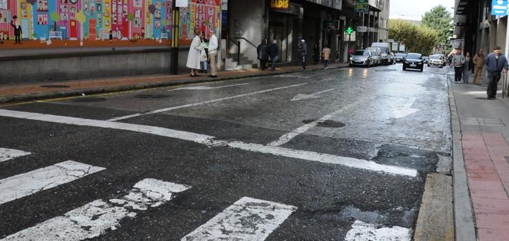 O luns 28 de marzo comezan as obras da rúa Concello