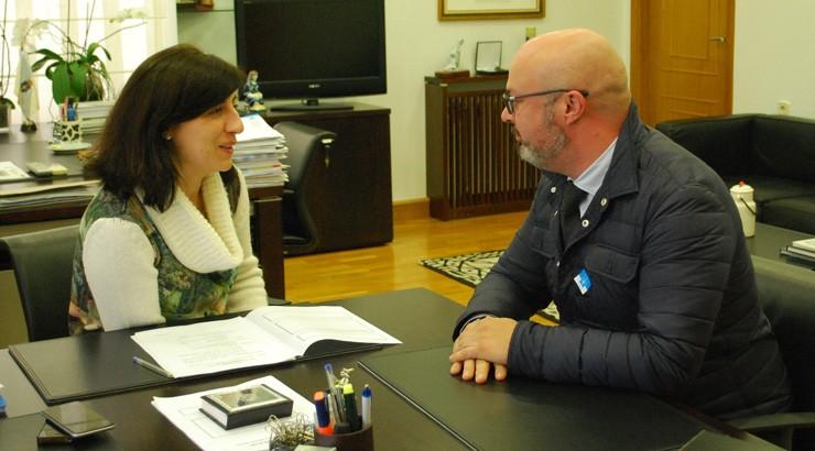 Medio Rural colaborará coa Gudiña no impulso do cultivo da castaña