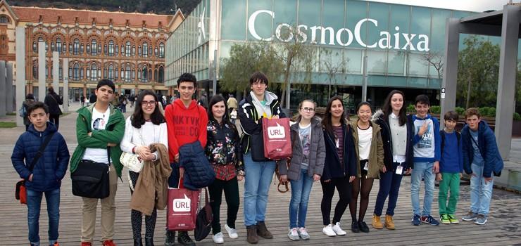 Os alumnos das Aulas Tecnópole arrasan no maior certame científico de España