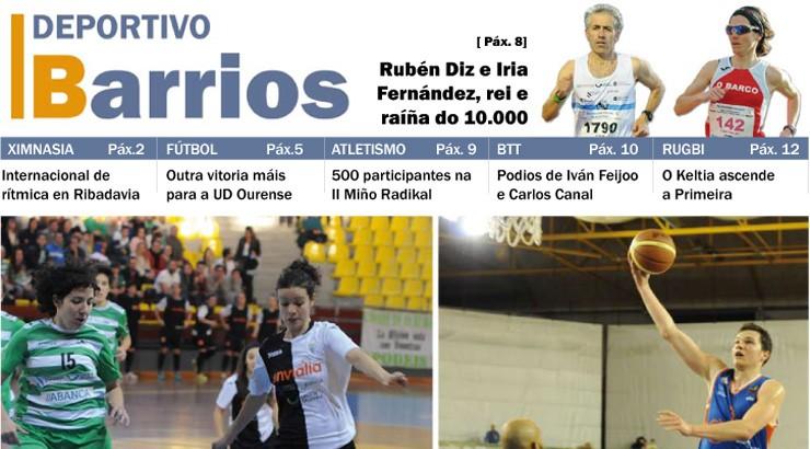 Barrios Deportivo 137