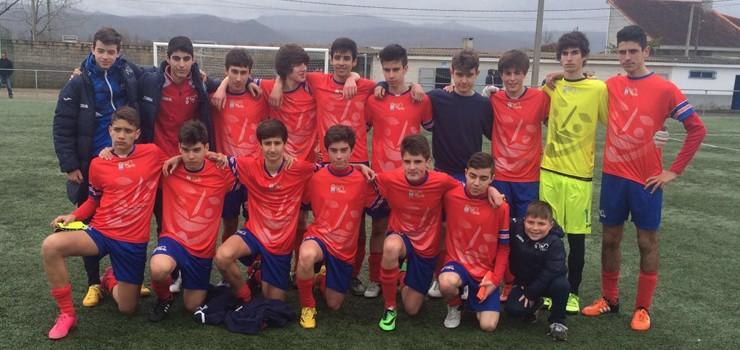 As Escolas Deportivas de Verín logran o ascenso dos seus equipos de Futbol 11 á liga Galega