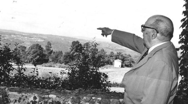 40 anos do pasamento de Otero Pedrayo