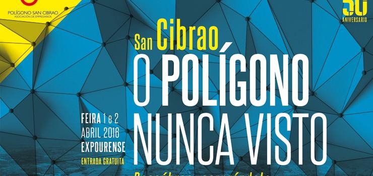 O IGAPE participa no 50 aniversario do polígono de San Cibrao