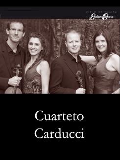 Música: Cuarteto Carducci