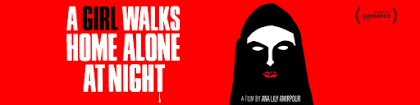 Cine: ««A Girl Walks Home Alone at Night»