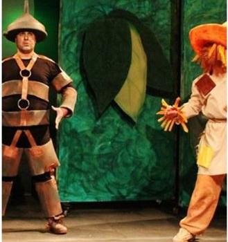 Musical: «O mago de Oz»