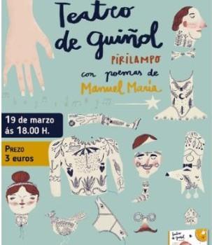 Espectáculo musical infantil: «Teatro de Guiñol»