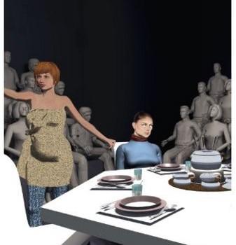 Teatro: «Raclette»
