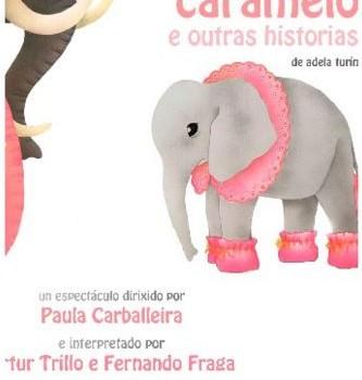 Infantil: «Rosa Caramelo e outras historias»