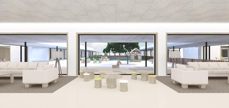 Primeiros trámites administrativos do Centro Interxeracional que a Fundación Amancio Ortega construirá en Ourense