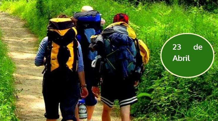 Cosaga se suma al II Camino de la Diversidad de Ingada