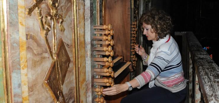 Dá comezo un novo ciclo de concertos didácticos de órgano