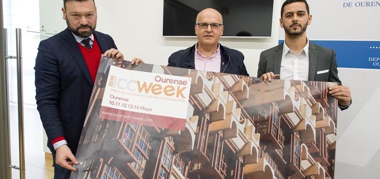 A Deputación de Ourense organiza a segunda ICC Week