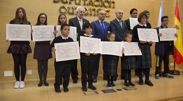 """III Premios """"Estatuto de Autonomía para Galicia"""""""