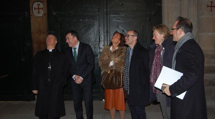 Cultura restaurará a Capela da Asunción da Catedral ourensá