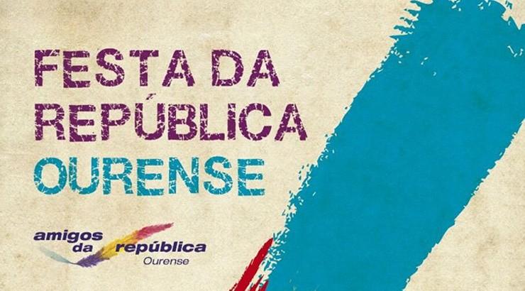Ourense acolle unha nova Festa da República
