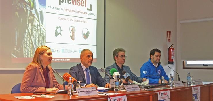 Previsel 2016 presenta máis de 40 actividades para promover as empresas saudables