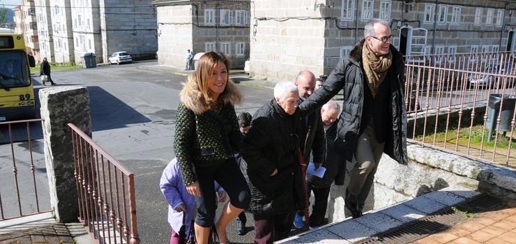 A Xunta acondicionará a praza de Covadonga