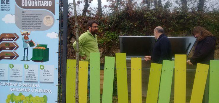 O Concello de Allariz pon en marcha un pioneiro programa de reciclaxe