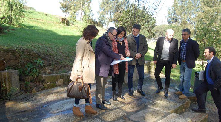 Medio Rural destinará 60.000 euros para a adecuación de Montealegre