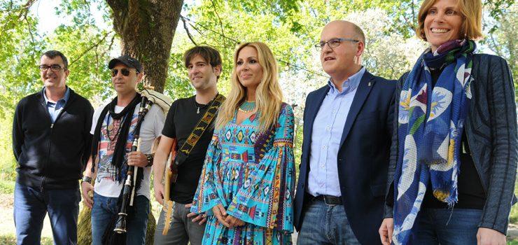 O spot oficial de La Vuelta 2016 gravouse en Laias