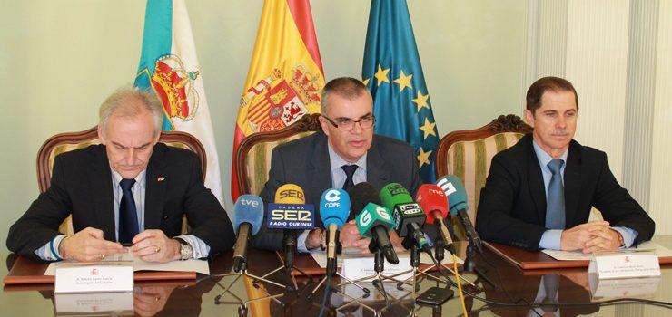 El Ministerio de Agricultura, Alimentación y Medio Ambiente invertirá 485.000 euros en actuaciones de emergencia en ríos de la provincia