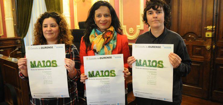 A festa dos Maios repartirá 1.700 euros en premios