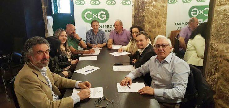 Constitúese a agrupación local de Compromiso en Ribadavia
