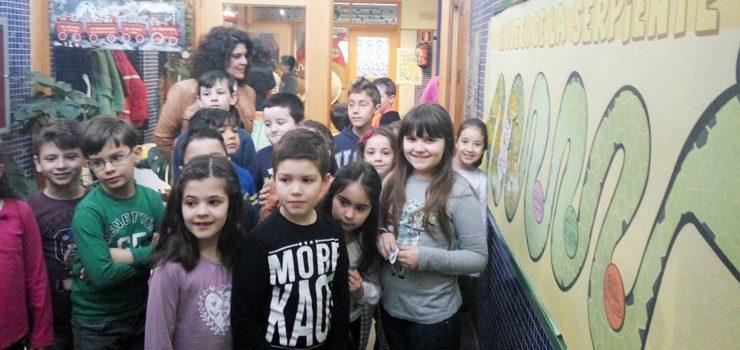 Implantan o camiño escolar nos colexios da Valenzá