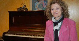 """Marisol Mendive: """"O lugar, o instrumento e a beleza sonora impresiona aos estudantes"""""""