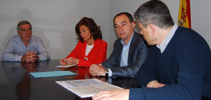 A Xunta mellorará dúas estradas en Arnoia e Beariz