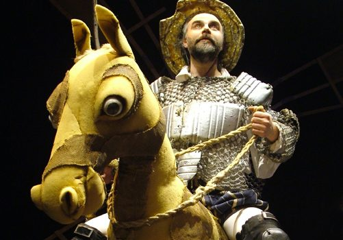 MITEU: «Don Quijote»