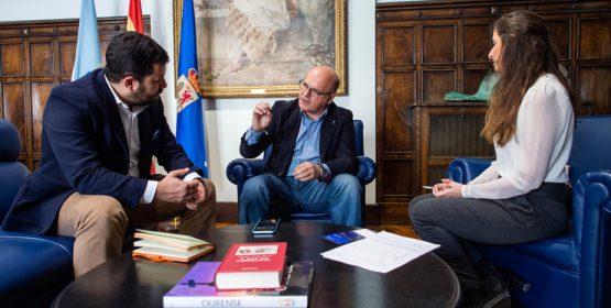 Ultimadas as liñas de negocio das empresas ourensás para a misión USA Ourense