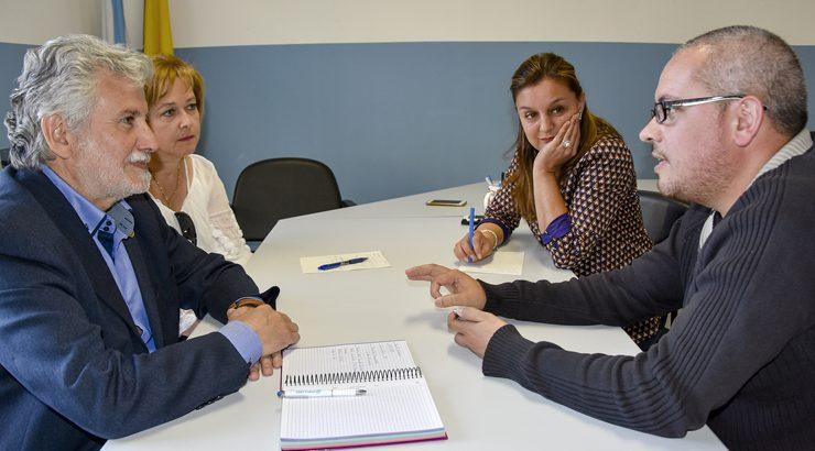 O comité de voceiros do PP recolle en Allariz as peticións e suxestións da voceira popular
