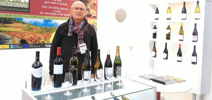 "A DO Valdeorras participa na ""London Wine Fair"""