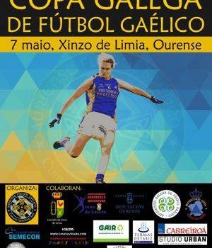 I Copa Galicia fútbol gaélico