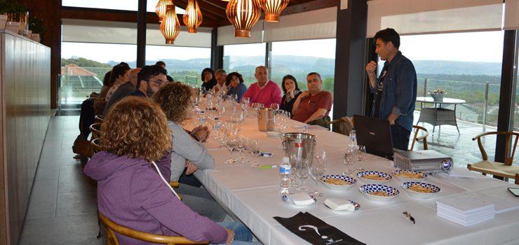 Concluye el curso formativo de cata de vinos del CRDO Monterrei