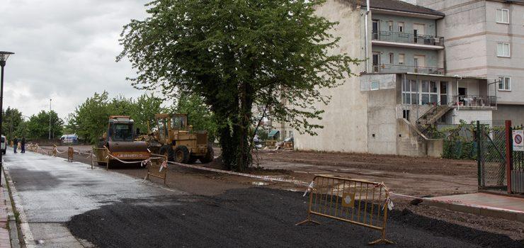 O Concello de Verín inicia a habilitación de máis de 1.000 prazas de aparcamentos disuasorios e gratuítos