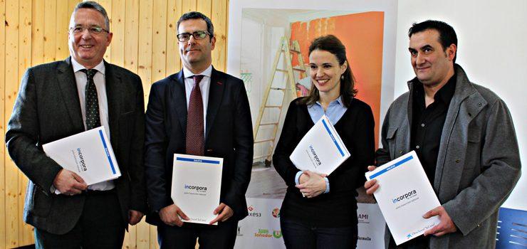 CCA Ourense Norte colabora con APES para fomentar o emprego