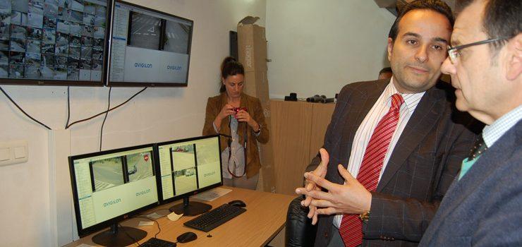 Visita do director xeral de Enerxía e Minas ao parque empresarial de San Cibrao