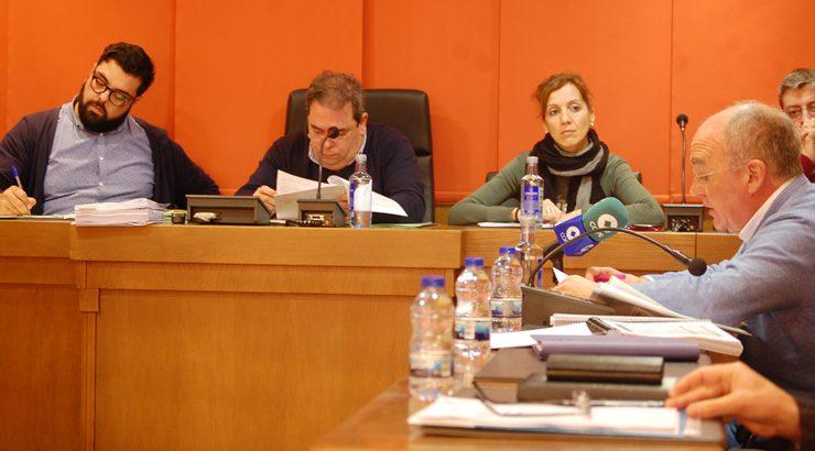 PSOE e BNG aproban os seus primeiros orzamentos á fronte do consistorio verinés