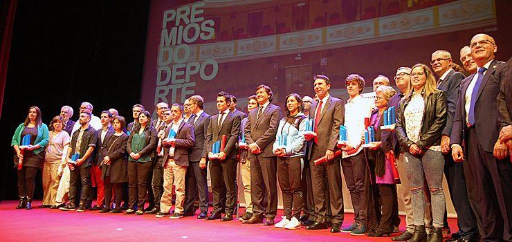 O COB, mellor equipo galego da pasada tempatada