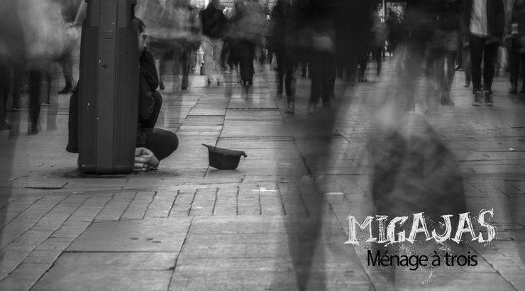"""Ménage À Trois lanza el videoclip de su single """"Migajas"""""""