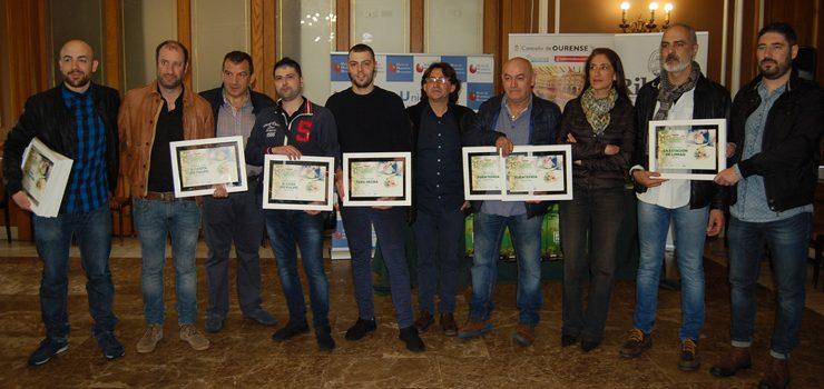 Fuentefría e La Estación de Loman, gañadores do Sabores de Ourense